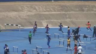 Isaac Henry Meet 2017   Boys Cl2 400m 2
