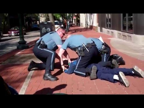 Police Assault Street Musician West Chester Police Department