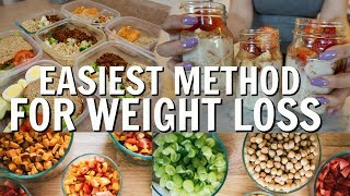 MEAL PREP FOR MAXIMUM WEIGHT LOSS \ BUDGET FRIENDLY UNDER $25 WHOLE WEEK OF MEALS
