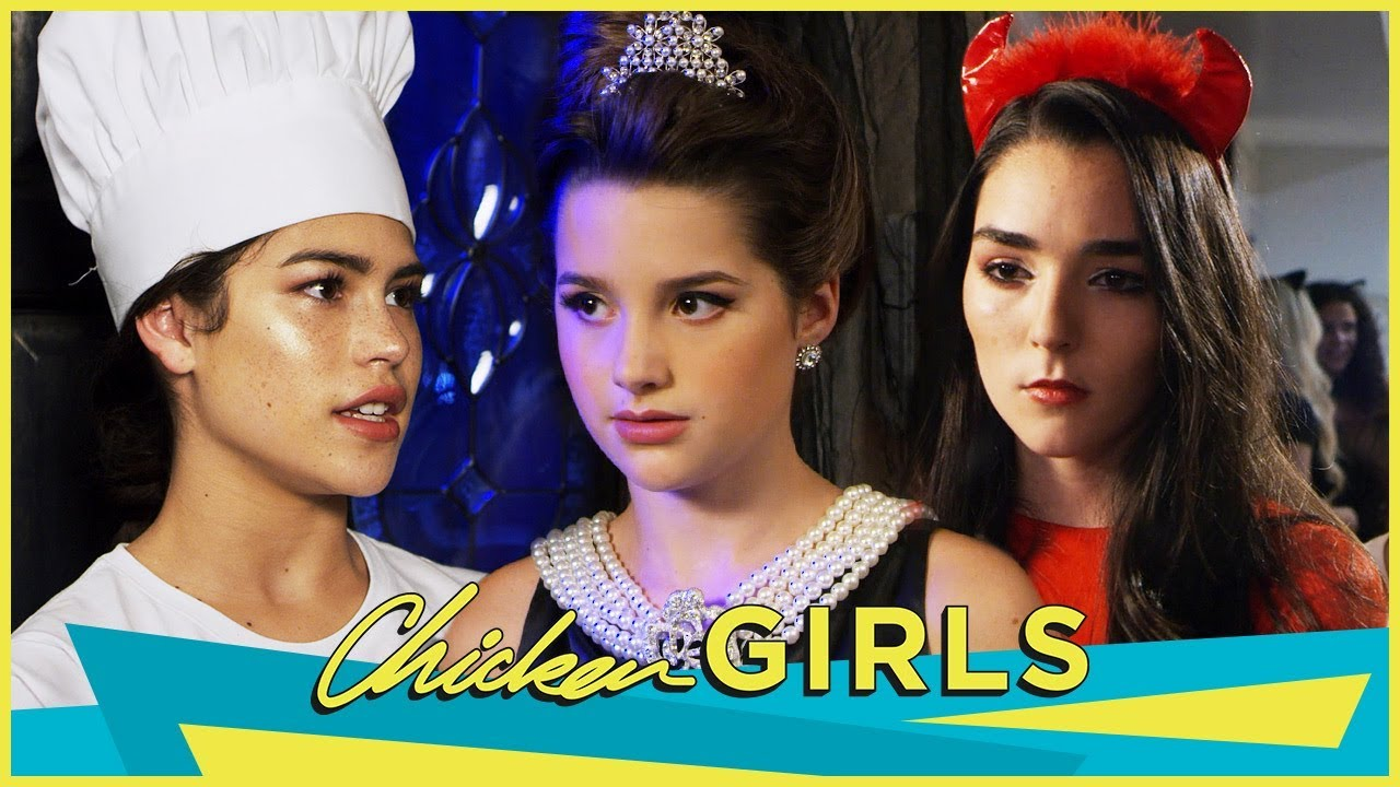 "Download CHICKEN GIRLS | Season 3 | Ep. 8: ""Little Shop of Horrors"""