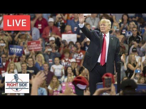 President Donald Trump Rally LIVE from Johnson City, TN 10/1/18