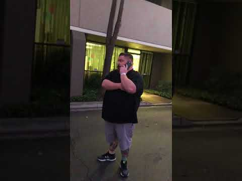 Watch this Racist Costa Mesa City employee filling a false police report to CM PD on video wow!!