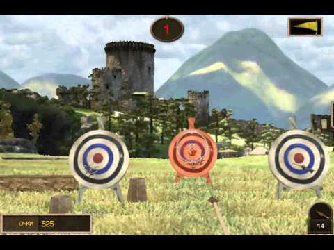 Игра Храбрая сердцем - Стрелковый турнир