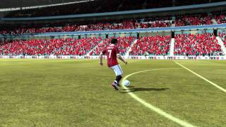FIFA 12 - New Skills Tutorial
