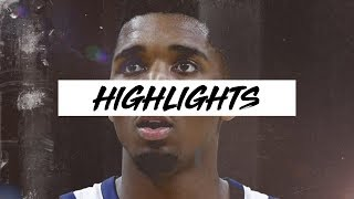 Donovan Mitchell Highlights 2017-2018 | NBA Clip Session Ep. 03