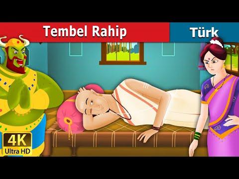 Tembel Rahip | The Lazy Brahmin Story in Turkish |  Masallar | Peri Masalları | Türkçe peri masallar