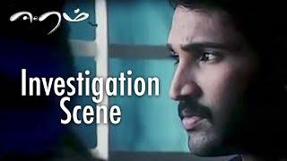 Eeram - Investigation Scene | Aadhi | Nandha | Sindhu Menon