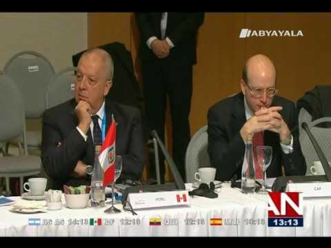 Morales reafirmó el interés de Bolivia por ser miembro pleno del Mercosur-21 jul 2017