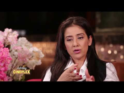 Manisha Koirala on being compared to Meena Kumari by media
