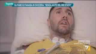 Dj Fabo eutanasia in Svizzera: 'Senza aiuto del mio Stato'