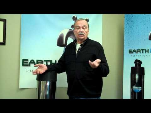 Earth Water System's Patented Water Purification System