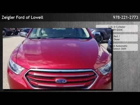 2018 Ford Taurus Limited - Forest Hills