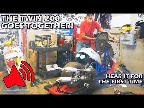 200cc twin two
