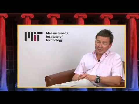 Gareth McKinley: Lab Overview/Student Profile