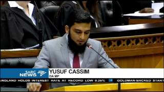 Parliament held a debate on economic empowerment of the youth