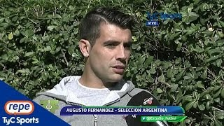 Augusto Fernández: