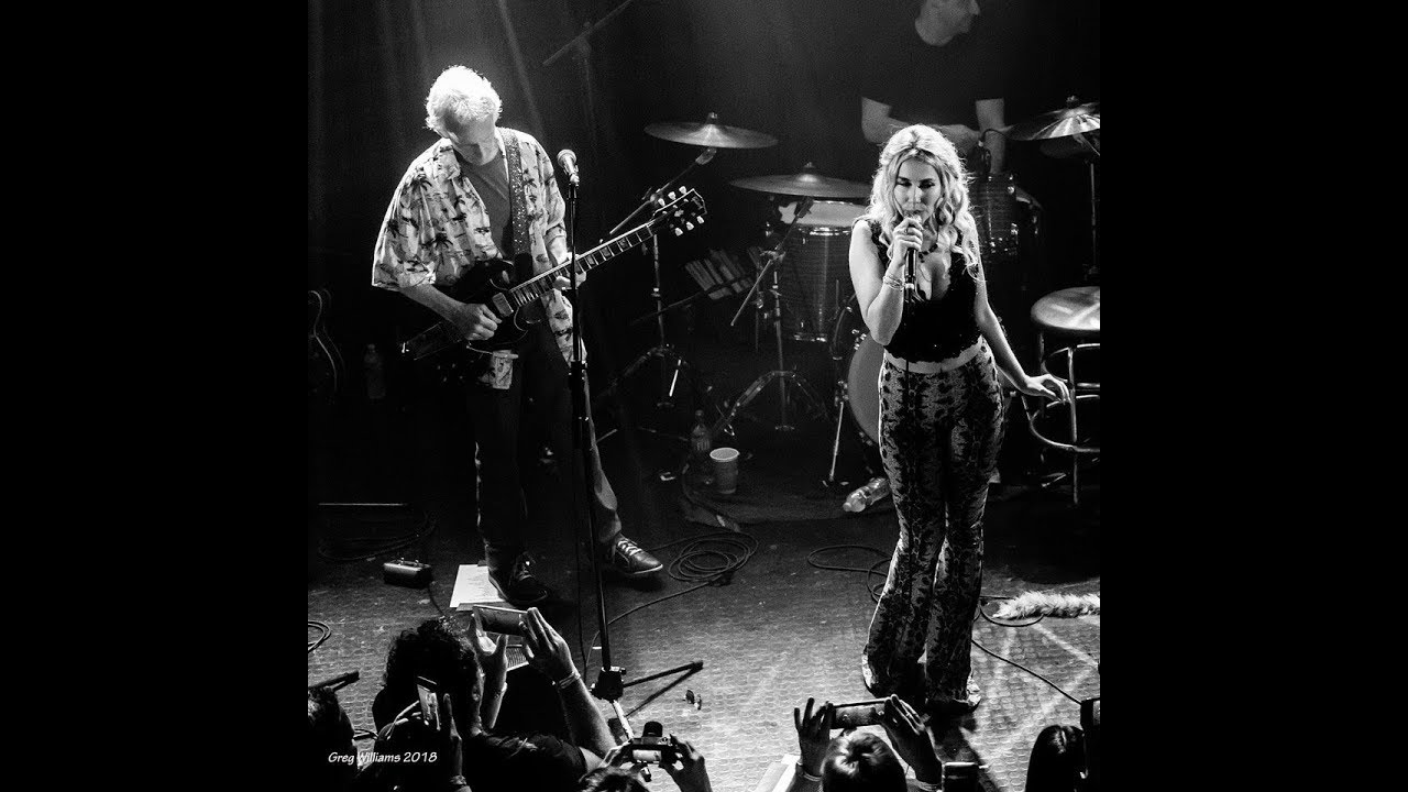 Haley Reinhart - Light My Fire ft Robby Krieger from The Doors (Live at The Troubadour) & Haley Reinhart - Light My Fire ft Robby Krieger from The Doors (Live ...