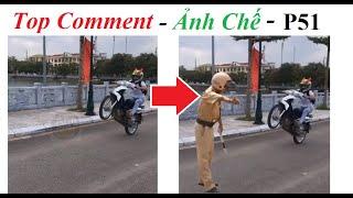 Top Comment  Ảnh Chế (P 51) Ảnh Chế Gái Xinh, Photoshop Troll, Chỉnh sửa ảnh Free