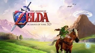 Zelda Ocarina of Time 3DS Full Game