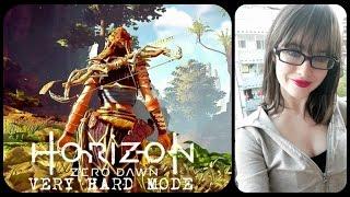 Let's Play Horizon Zero Dawn Very Hard Mode Part 3 With SailorGamer