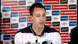 TERRY RACISM ROW: Journalists Gagged At Press Conference