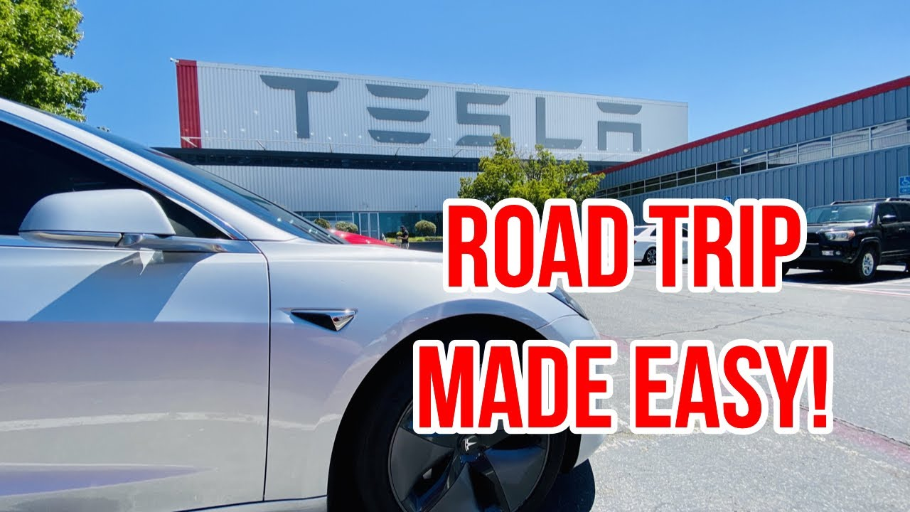 A Better Way To Road Trip In Your Tesla