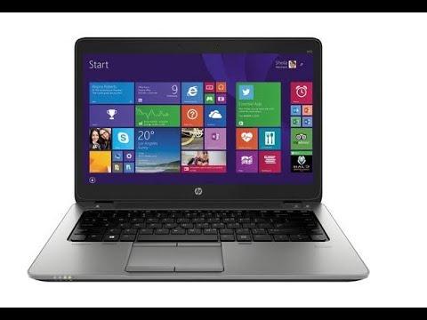 My New HP Elitebook 840 G2 14-inch Laptop (5th Gen Core i5/8GB/256GB)