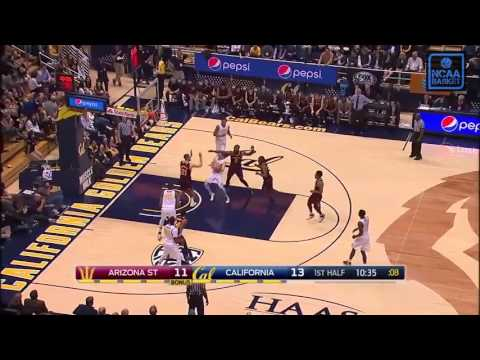 Cal Bears 2016 Mixtape (Basketball)
