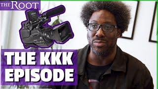 White Producers Threw W. Kamau Bell to the KKK on