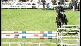 Malin Baryard - Corrmint - Falsterbo 1998