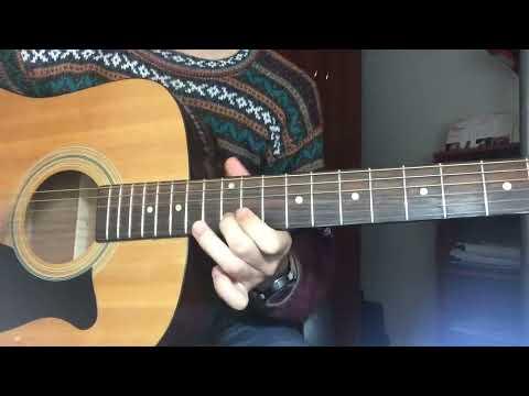Sunshower - Chris Cornell (Acoustic Cover Guitar)