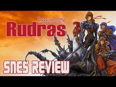 Daria Reviews Treasure Of The Rudras [SNES] - Square's LOST 16-bit RPG?! | Super Nintendo Review