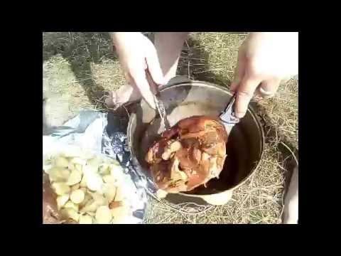Что приготовить на костре