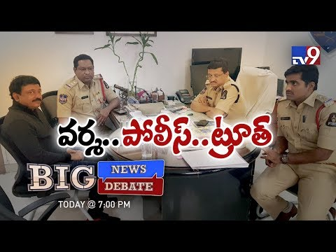 Full Video : TV9 Rajinikanth Interrogates RGV on GST Controversy - Big News Big Debate