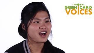 Aye Aye Win—Green Card Voices