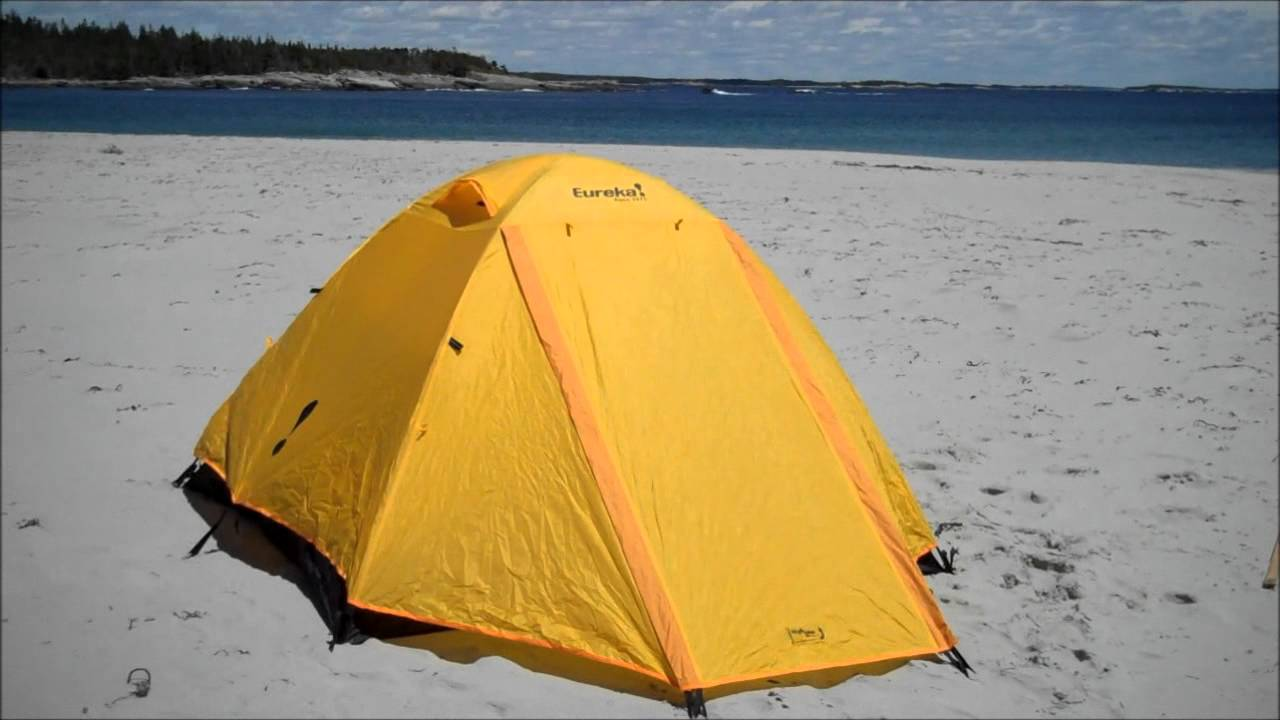 & Eureka Apex Tent - YouTube