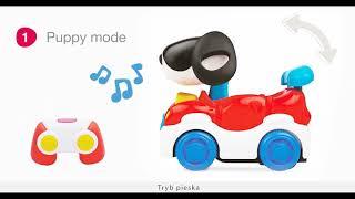 001150 Sterowane Auto Piesek Smily Play Winfun