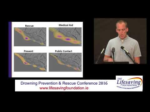 Lifesaving Foundation Golden Scholarship Presentation 2016 Will Koon Ocean drownings on Newport Beac