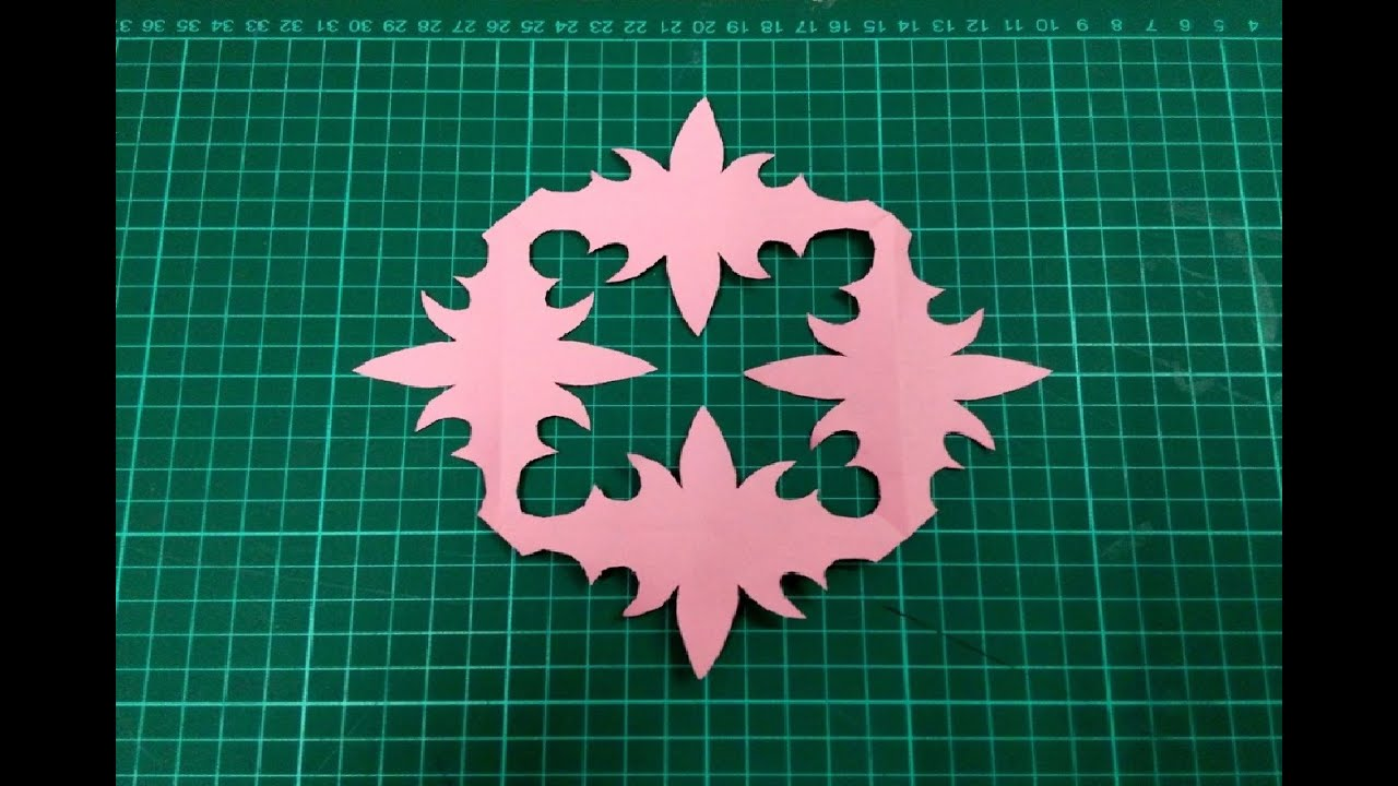 Papercraft DIY Kirigami / Paper Cutting Craft Designs, Patterns & Templates - 3.