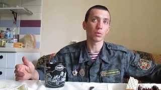 рассказ гвардейца Украинской армии из Славянска, Война-2014