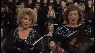 Mozart Gran Misa en do m. -11. Sanctus (Bernstein)