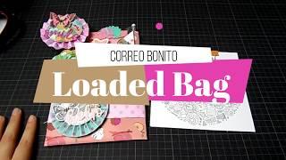 Correo Bonito | Loaded Bag | Yoltzin handmade
