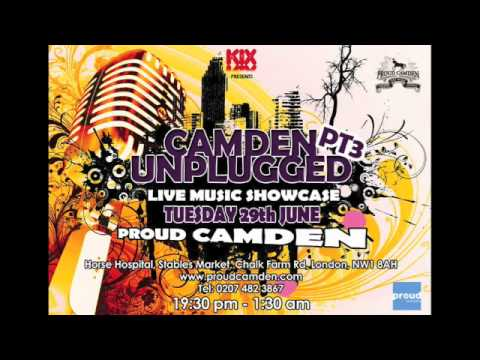 *****CAMDEN UNPLUGGED PT 3 RADIO & VIDEO ADVERT *****