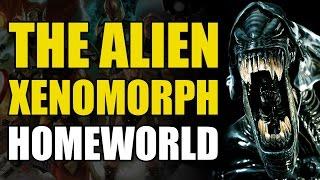 The Alien/Xenomorph Homeworld (Alien Book 1: Outbreak)