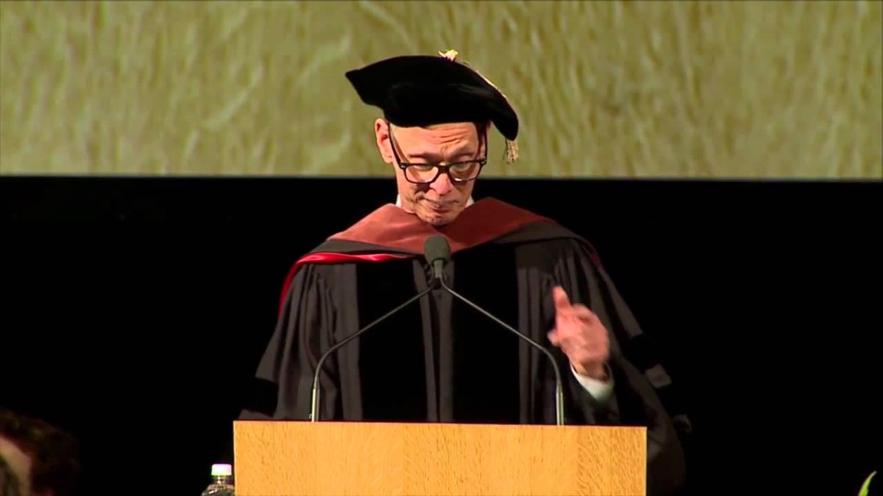 John Waters RISD Graduation Speech Real Wealth is Never Having – Graduation Speech