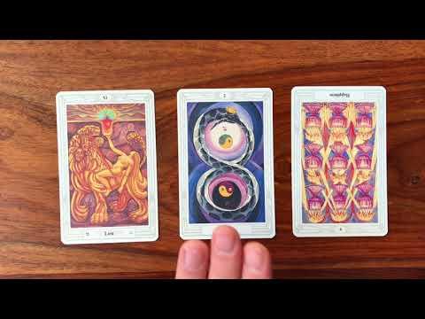 Daily Tarot Reading for 15 October 2017 | Gregory Scott Tarot