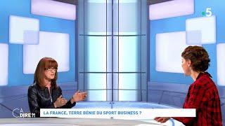 La France, terre bénie du sport business ? #cadire 24.01.2020