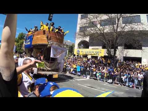 Warriors Victory Parade 2015