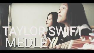 Gambar cover Taylor Swift 1989 Medley (Cover) Kaye&Kyla