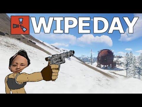 Rust - Wipe Day thumbnail